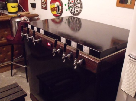 chest freezer kegerator conversion project page 6 home. Black Bedroom Furniture Sets. Home Design Ideas